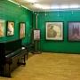 Wnętrze Galerii Sleńdzińskich. Zdjęcie Galeria Sleńdzińskich.