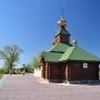Drewniana cerkiew p.w. Św. Św. Antoniego i Teodozjusza Kijowsko– Pieczerskich.