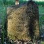 Cmentarz żydowski z XIX w.