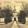 Tak wyglądał dziedziniec pałacowy w 1914 roku. W tle świeżo wybudowany w 1913 roku hotel Ritz. Ze zbiorów J. Murawiejskiego.