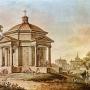 Akwarela Zygmunta Vogla z 1791 r.
