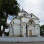 Zespół kościoła par. pw św. Jadwigi. Sanktuarium MB Budzieszyńskiej.