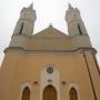 Kościół p.w. Podwyższenia Krzyża Świętego z 1883r.