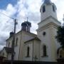 Zabytkowa cerkiew prawosławna par. p.w. Opieki Matki Bożej