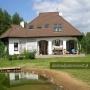 Dom nad Jeziorem Gorczyckim
